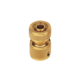 "1/2"" Brass Hose Repair Connector Without Water Stop BW-C314"