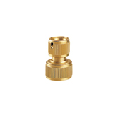 "3/4""  Brass Hose Repair Connector Without Water Stop BW-C318"