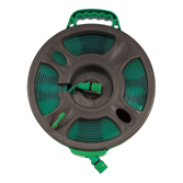 Flat Hose With Two End Plastic Quickly Hose Connector & Hose Reel HT-3050