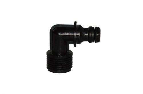 "90 Degree Adaptor (3/4"" NH) Hose Connector W-3094"