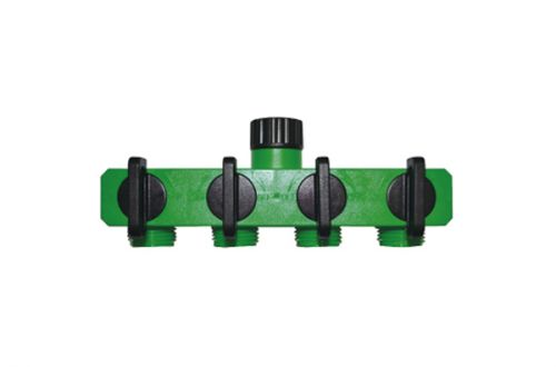 4-Way Hose Connector