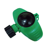 Plastic Circle Spot Sprinkler With Spike SW-10C