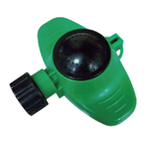 Plastic Square Spot Sprinkler With Spike SW-10S